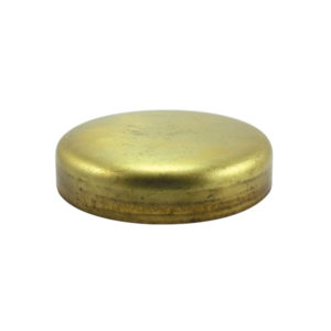 46.52MM BRASS EXPANSION (FROST) PLUG - CUP TYPE