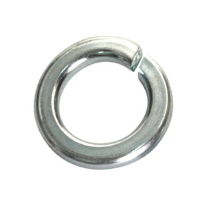 Champion 1/2in Flat Section Spring Washer - 100pk