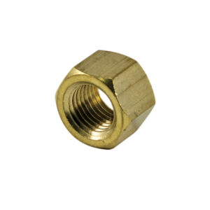3/8IN UNC STEEL MANIFOLD NUT - 25PK
