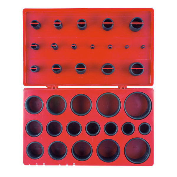 407PC O-RING ASSORTMENT - IMPERIAL -70 SHORE
