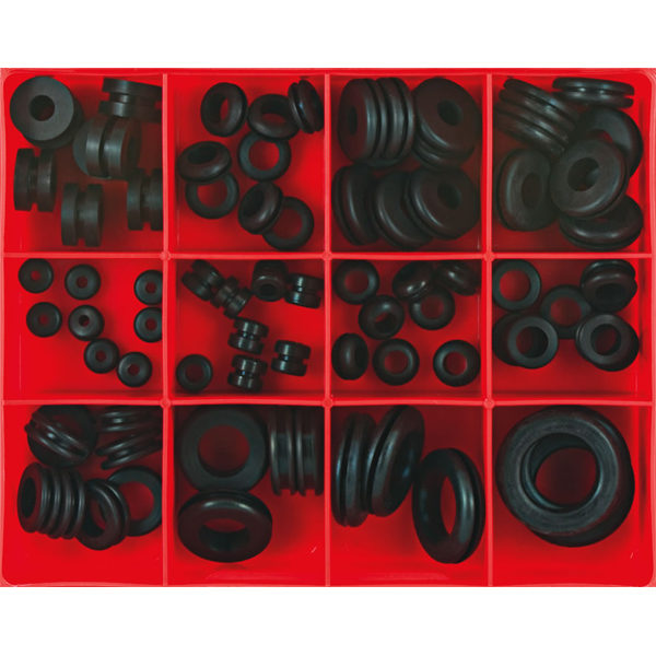 83PC ELECTRICAL WIRING GROMMET ASSORTMENT