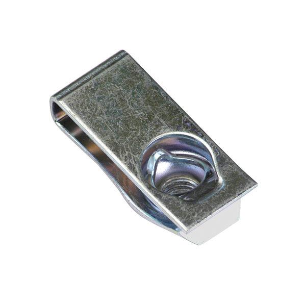 CAPTIVE NUT - 8MM LONG - 5PK