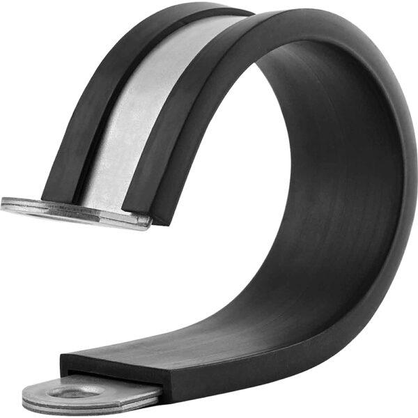 Kale Cable Clamp/P-CLip 6 x 15mm W1 (10pc)
