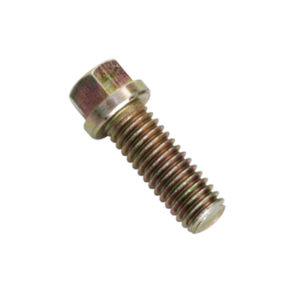 3/8IN X 1IN UNC HEADER (MANIFOLD) BOLT - 100PK