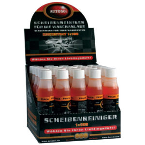 E5535 Windscreen Cleaner (One Shot) 32ml Bottle