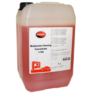 005542 Autosol Windscreen Wash 5 litre Container