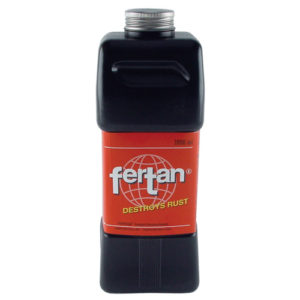 Fertan 22805 Rust Remover and Prevention  5litre