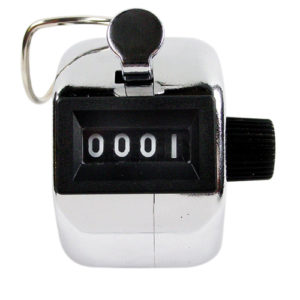 TM4 Hand Tally Counter 4 Digit