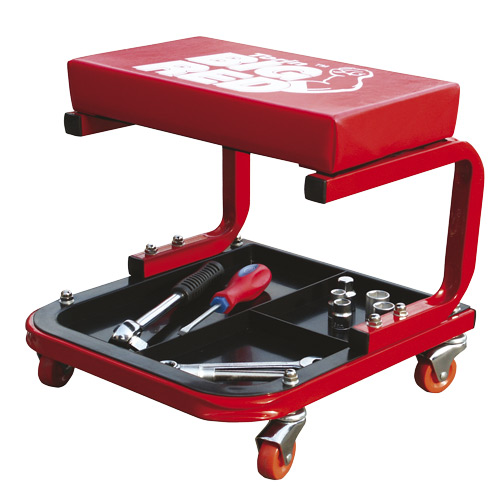 TR6300 Creeper Seat with Tray
