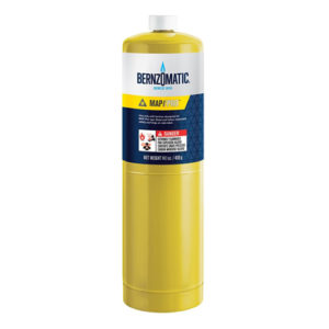 MG9 Gas Cylinder MAP-Pro Tall Boy 400g (14.1oz)