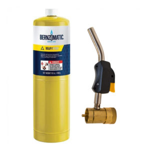 1811648 - Gas Torch Kit Swivel Head Trigger Start & MAP-Pro