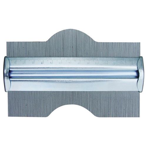 7340-150mm  Contour Gauge Pressed Steel Body