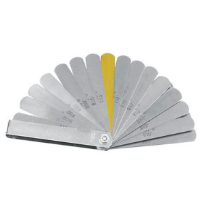 "T71321 Feeler Gauge 32 Blade (0.015""-0.035"" / .038mm-.889mm)"