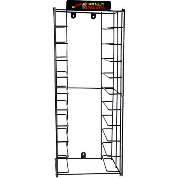 GJ Works 10 Kit Rack System