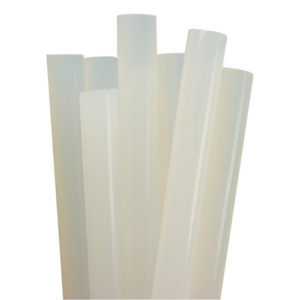 Y206 Glue Stick Large 1kg (Approx 50 Sticks) 200 x 11.5mm
