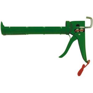 307HD Caulking Gun Heavy Duty 265mm Ratcheting Type