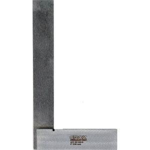 GROZ PRECISION ENGINEERS SQUARE - 250 X 165MM