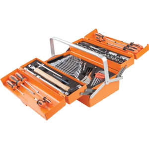 GROZ 66PC 1/2IN DR. AUTO TOOL KIT