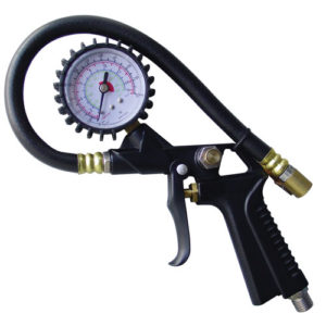 A1431 Tyre Inflator with Gauge Pistol Grip
