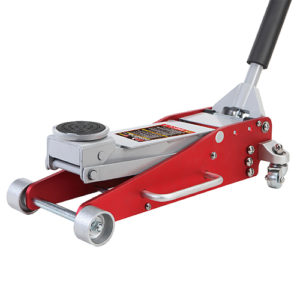 T825011CL Aluminium/Steel Garage Floor Jack 2.5 Ton