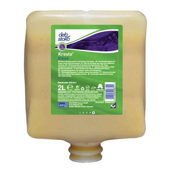 Kresto® Classic Super H/D Hand Cleaner 2L Cartridge