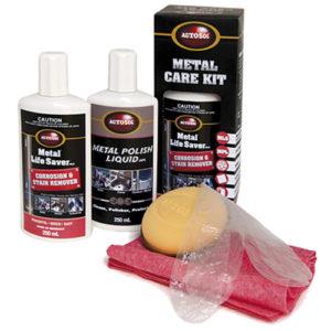 Autosol Metal Care Kit