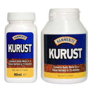 Hammerite Kurust 250ml Bottle
