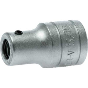TENG 1/2IN DR. COUPLER ADAPTOR FOR 5/16IN HEX