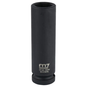 M7 Deep Impact Socket 1/2in Dr. 16mm