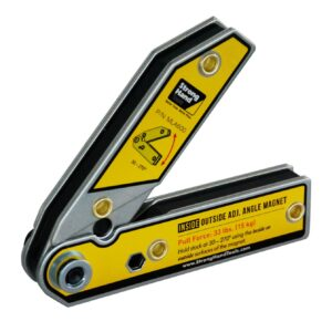 MLA-600 Adjustable Magnet 156mm 15kg Pull Force