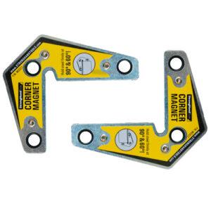 MST327 Corner Magnet 83 x 95 x 16mm 14kg Pull Force