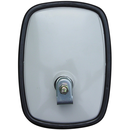 TH1650 Jeep Mirror Flat 127 x 178mm with Ball and Clip