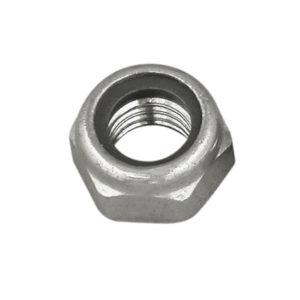 1/4IN UNC HEX NYLOC NUT 316/A4 (C)