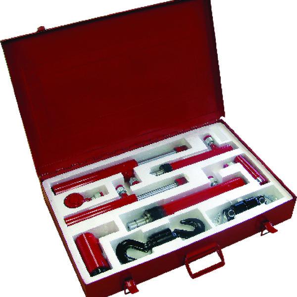 9pc Hydraulic Ram Accessory Kit