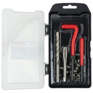 ProEquip 25pc M6 x 1.0 Thread Repair Kit