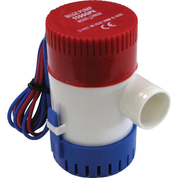 ProMarine 12V Non-Automatic Sump/Bilge Pump - 1100gph