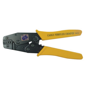 YAC-5 Cable Ferrules Crimping Pliers (Capacity 0.5-6mm)