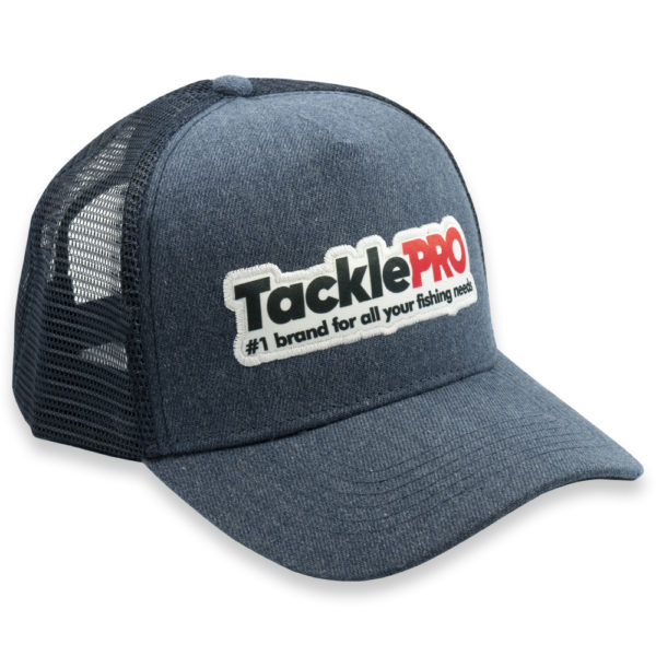 TacklePro Mesh Cap With Logo