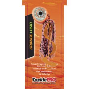 TacklePro Kabura Lure 60gm - Orange Lumo