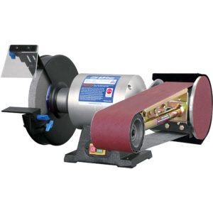 Multitool Attachment PO484 w/ 250mm Bench Grinder