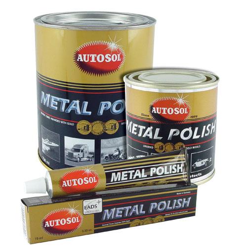 1100 Autosol Metal Polish 1kg Tin (750mls)