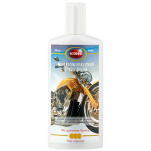 600 Bike Showroom Polish 250ml Bottle
