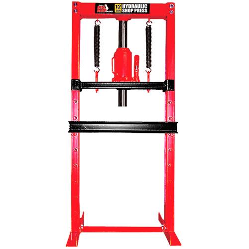TY12003 Hydraulic Press 12 Ton  (1230 x 492 x 510mm)