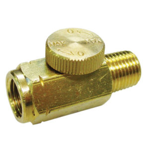 "A1426 Brass Air Regulator 1/4"" NPT"