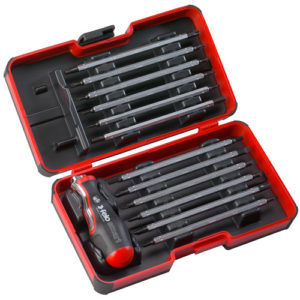 060 Smart Screwdriver Set 13pc in ABS Smart Box