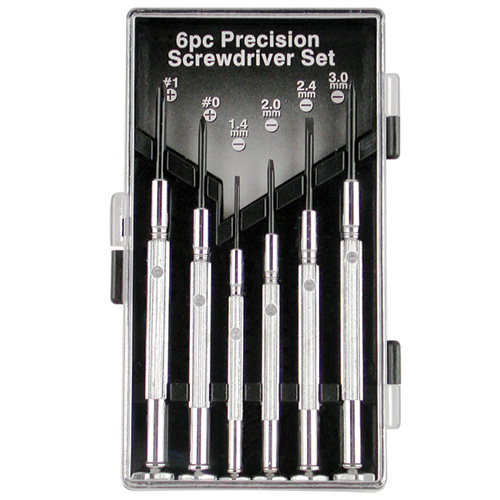 T32168 6pc Precision Screwdriver Set