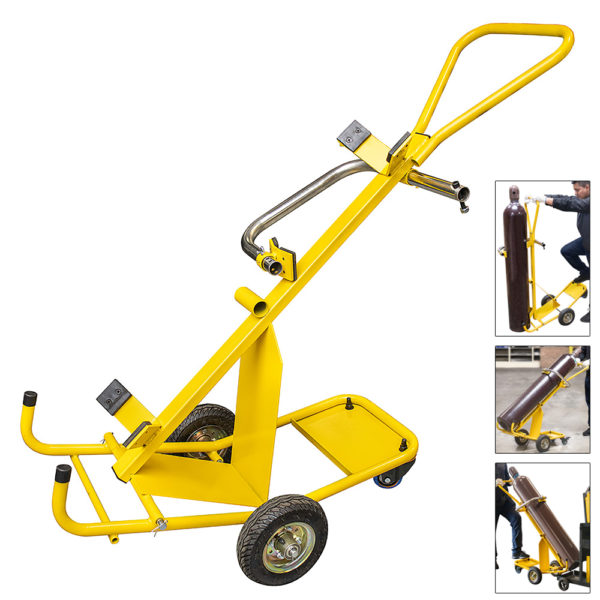Stronghand Gas Cylinder Cart