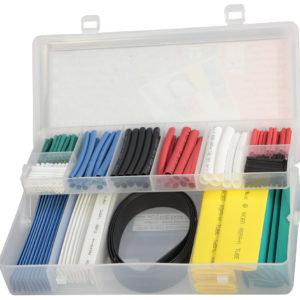 TS171 Heat Shrink Tubing Set Assorted Colours 171pc