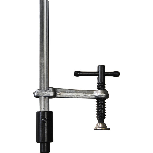 BuildPro Inserta Clamp 150mm x 83mm D Rail T-Handle