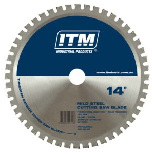ITM 350mm TCT Mild Steel Cutting Blade 66T